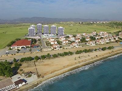 بهترین مناطق برای خرید خانه در قبرس اسکله, قبرس 724, قبرس724