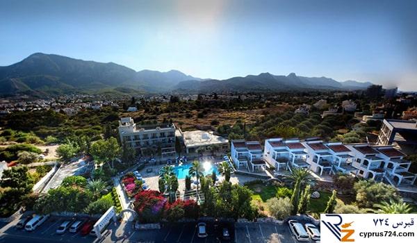بهترین هتل های قبرس شمالی, هتل التینکایا