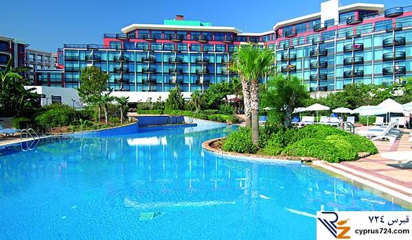 بهترین هتل های قبرس شمالی, هتل مریت کریستال