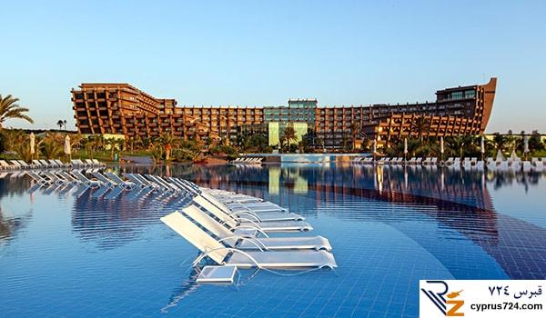 بهترین هتل های قبرس شمالی, هتل کشتی نوح
