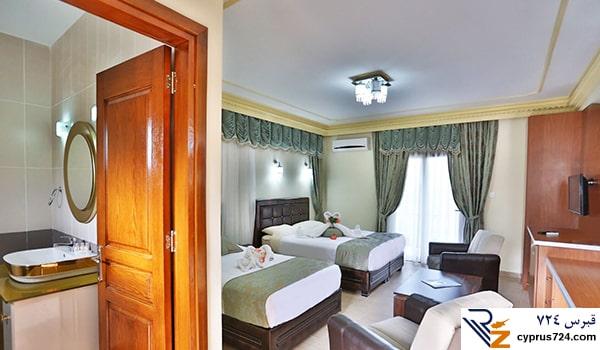 بهترین هتل های قبرس شمالی, هتل ریور ساید