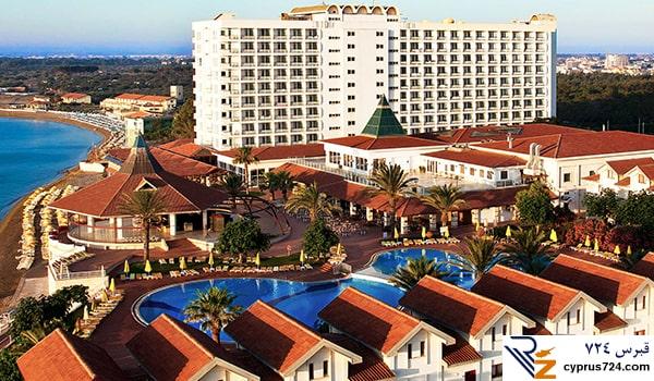 بهترین هتل های قبرس شمالی, هتل سالامیس