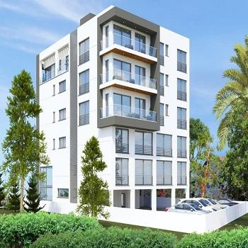 آپارتمان 1 خوابه 64 متری در مرکز شهر گیرنه | خرید خانه در قبرس | خرید ملک در قبرس | قبرس شمالی | قبرس724 | شرایط خرید خانه در قبرس | قبرس
